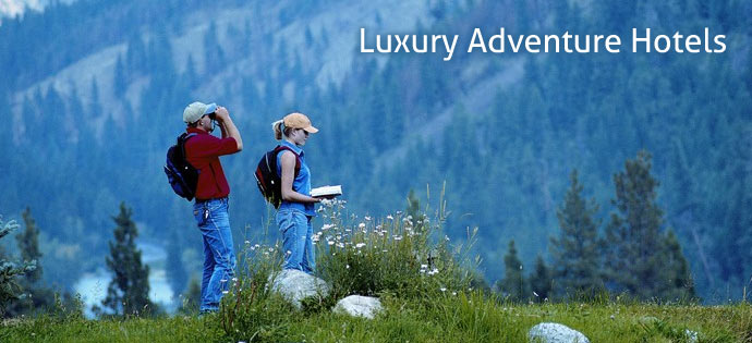 Luxury Adventure Hotels