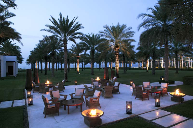 The chedi muscat find the best chedi muscat hotel rates for Hotel luxury oman