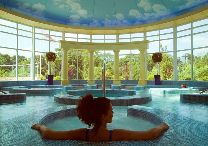 Chewton Glen Hotel Find The Best Country Club Amp Spa Rates