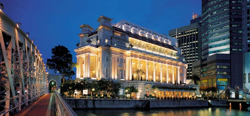 Fullerton Hotel Singapore Find The Best Hotel Fullerton