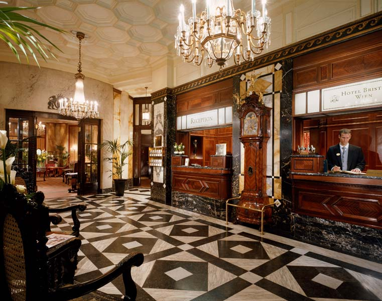 Hotel bristol vienna find the best hotel bristol wien rates for Luxury hotels austria