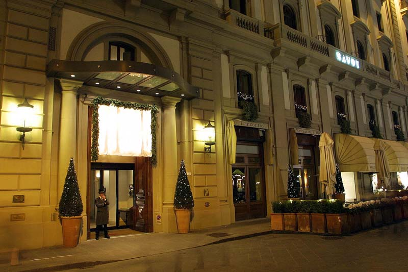 Savoy Hotel Florence Find The Best Rocco Forte Hotel