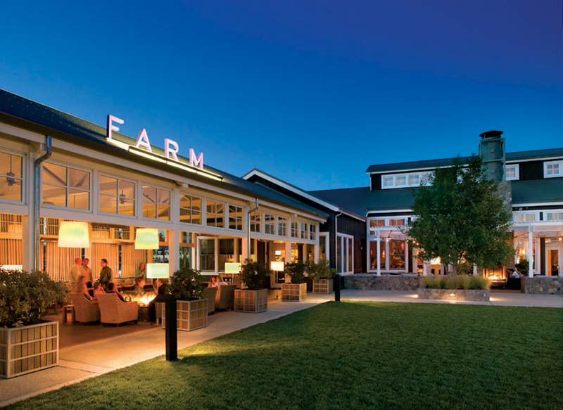 Carneros Inn Napa Find The Best The Carneros Inn Rates