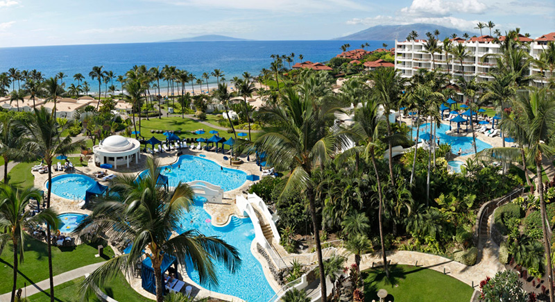 The Fairmont Kea Lani Maui Hawaii