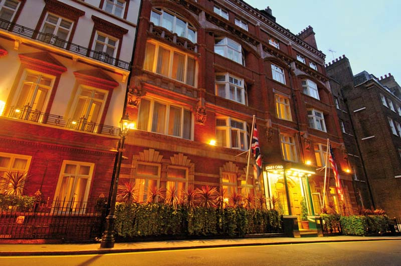 Stafford hotel find the best stafford london rates for Find hotels in london