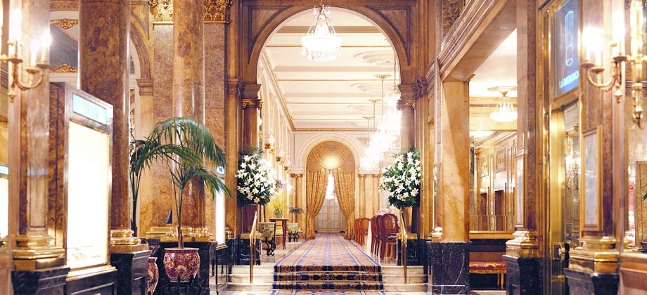 Alvear Palace Hotel Photo