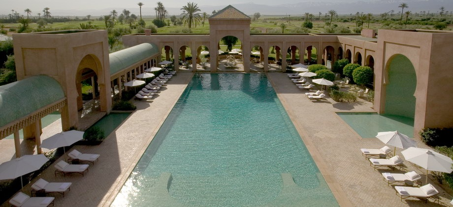 Hotel Amanjena Marrakech Contact