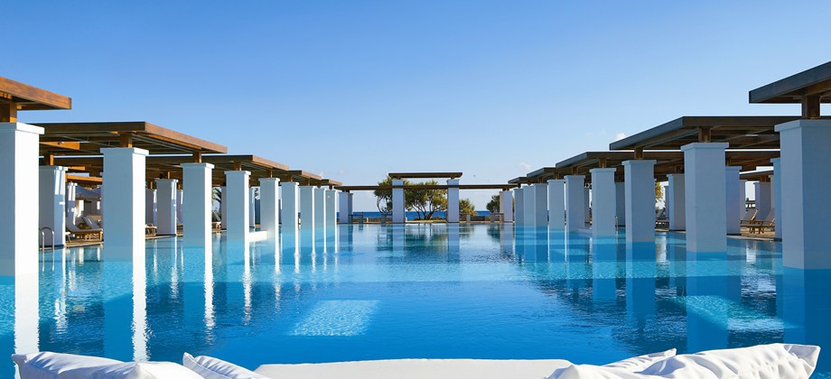 amirandes grecotel exclusive resort greece photo
