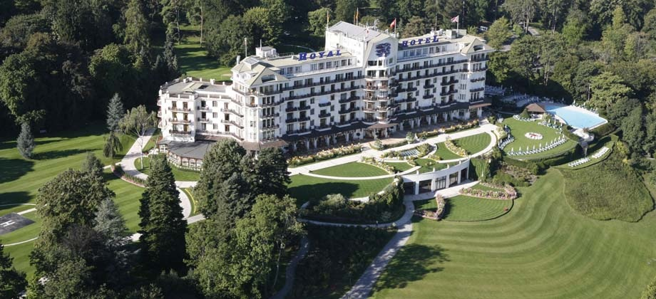 The best evian les bains luxury hotels by for Hotels evian