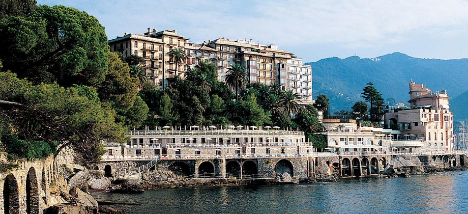 excelsior palace hotel rapallo italy photo