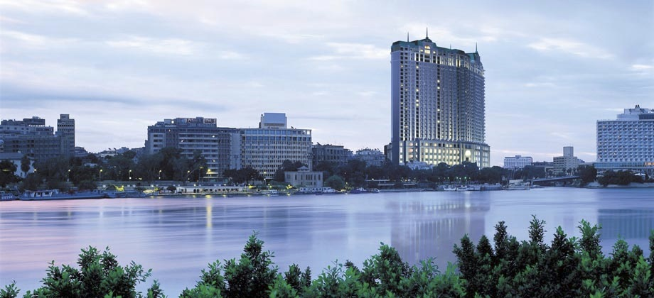 Four Seasons Hotel Cairo at Nile Plaza Photo