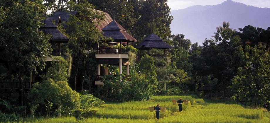Four Seasons Resort Chiang Mai Photo Become Part Of Luxury Hotel