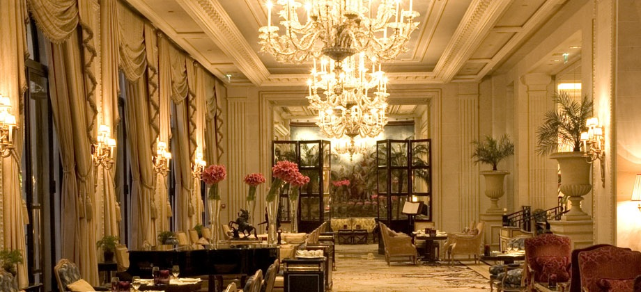 four seasons hotel george v paris photo