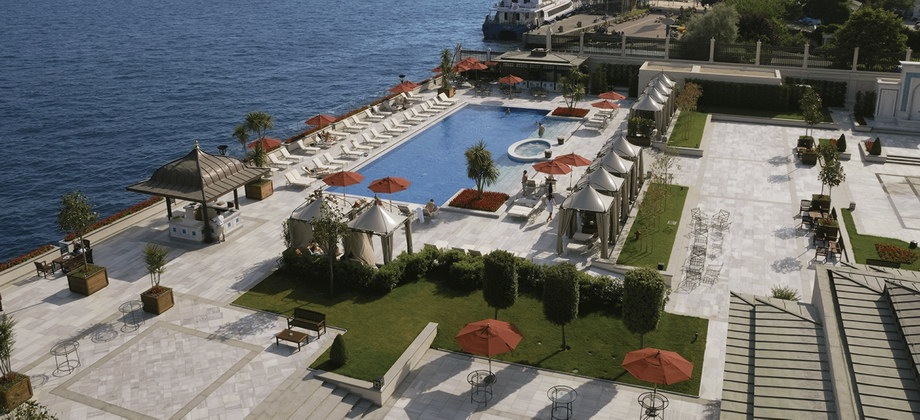 Four Seasons Hotel Istanbul at the Bosphorus Photo