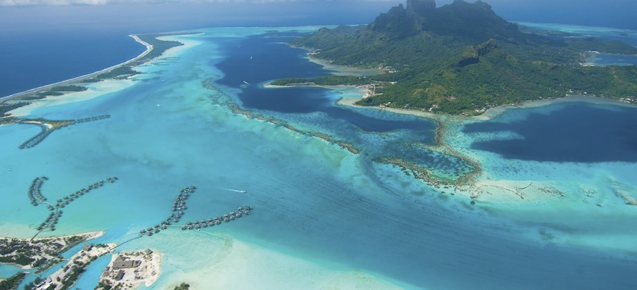 four seasons bora bora tahiti photo