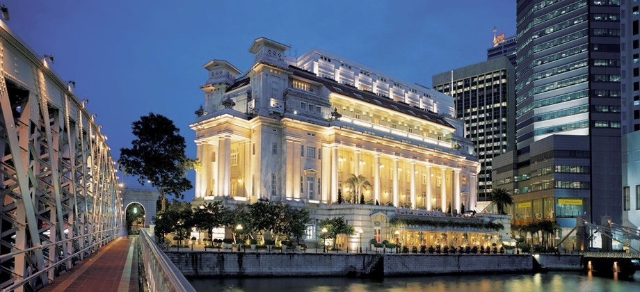 The Fullerton Hotel Singapore Photo