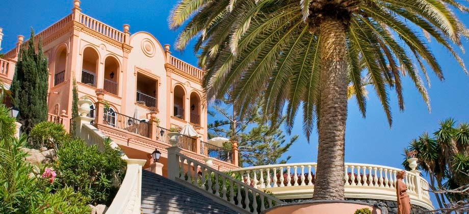 The best costa adeje tenerife luxury hotels by - Hotel bahia del duque tenerife ...
