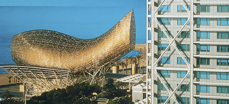 Hotel arts barcelona find the best the ritz carlton for Luxury hotel company