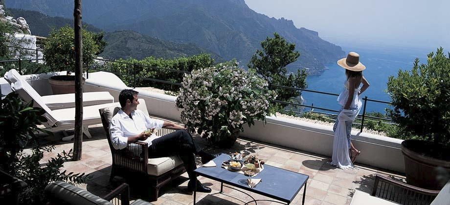 hotel caruso ravello photo