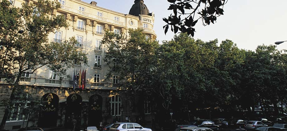 Hotel Ritz Madrid, An Orient-Express Hotel Photo