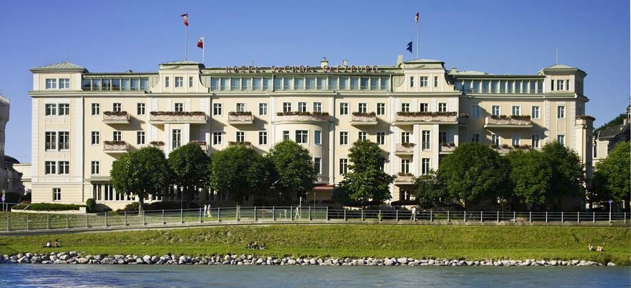 Hotel Sacher Salzburg Photo