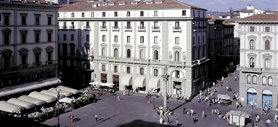 Rocco Forte Hotel Savoy, Florence Photo