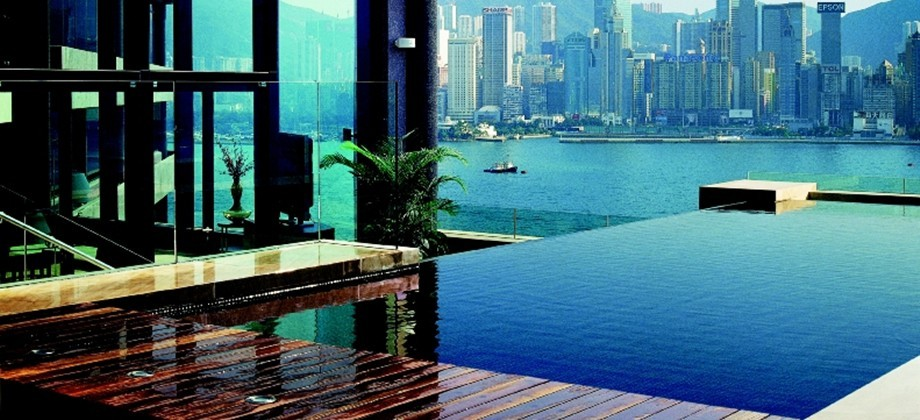 Intercontinental Hong Kong Photo Become Part Of Luxury Hotel