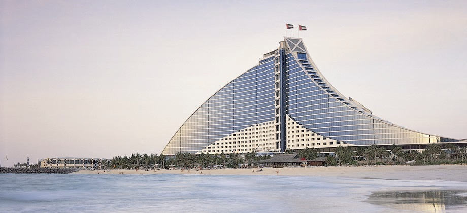 Jumeirah Beach Hotel Photo