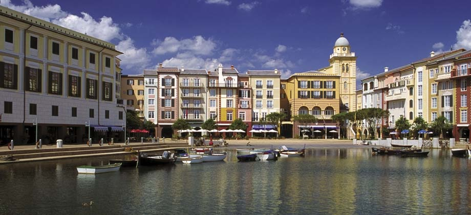 ... At Loews Portofino Bay Hotel Photo ...
