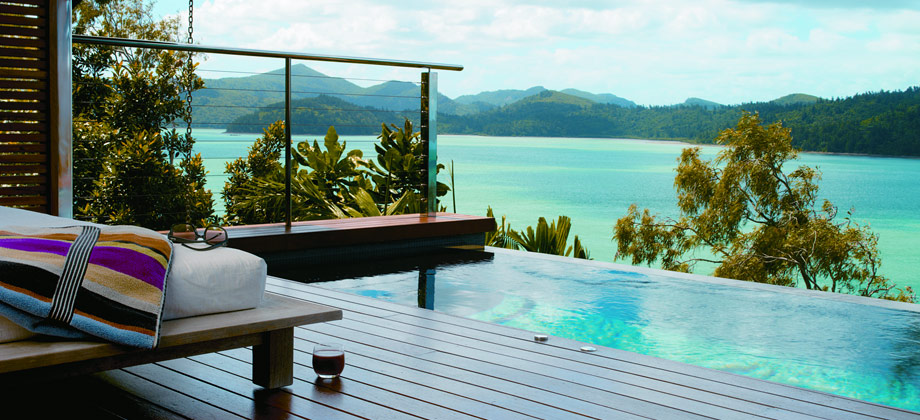 Great barrier reef hamilton island hamilton island reef for Great small luxury hotels
