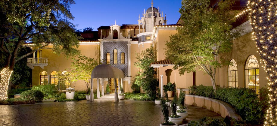 Mansion on turtle creek dallas find best rosewood for Luxury hotel finder