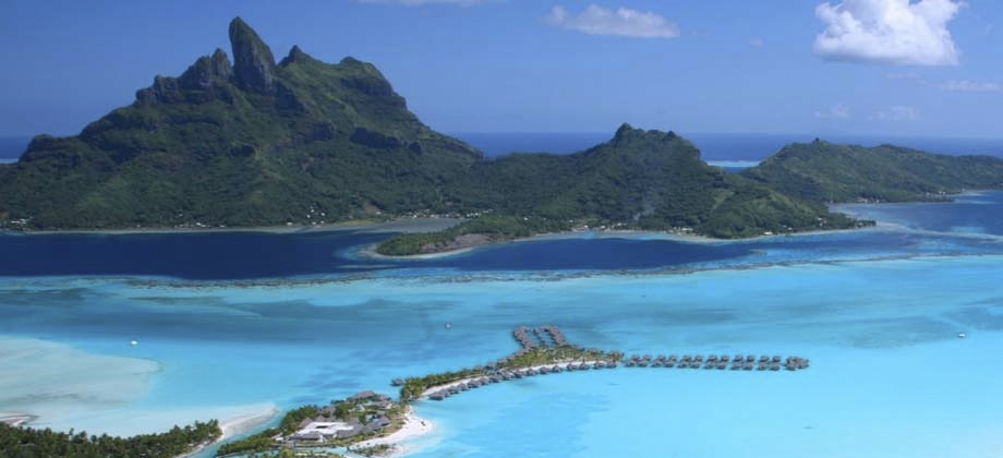 the st regis resort bora bora photo