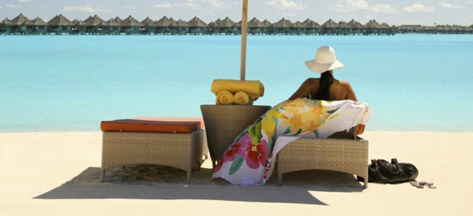 the st regis bora bora resort photo