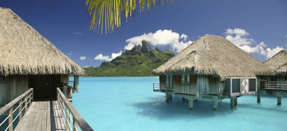 st. regis bora bora resort photo