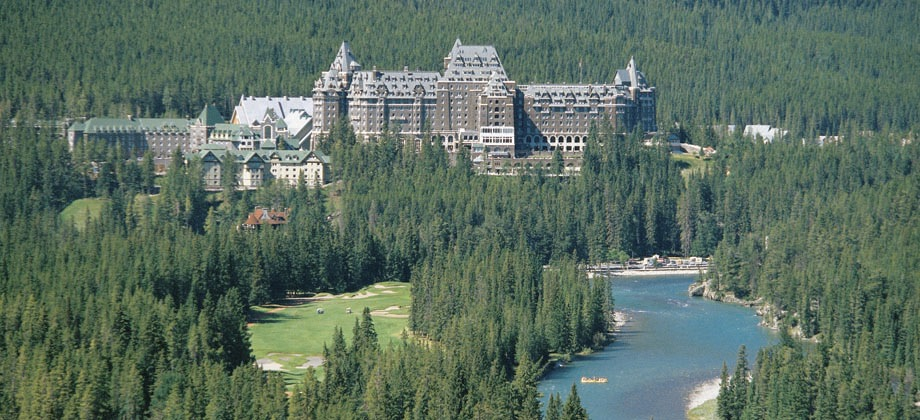 The Fairmont Banff Springs Photo
