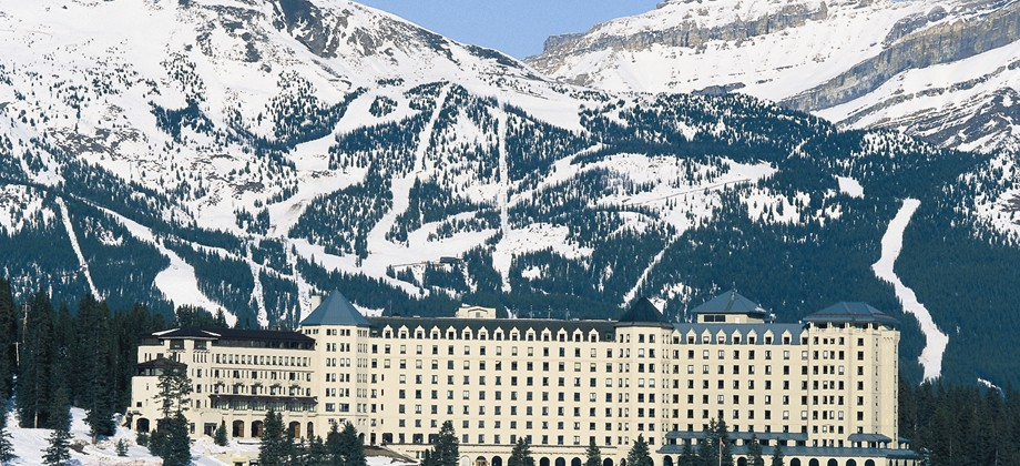 The Fairmont Chateau Lake Louise Photo