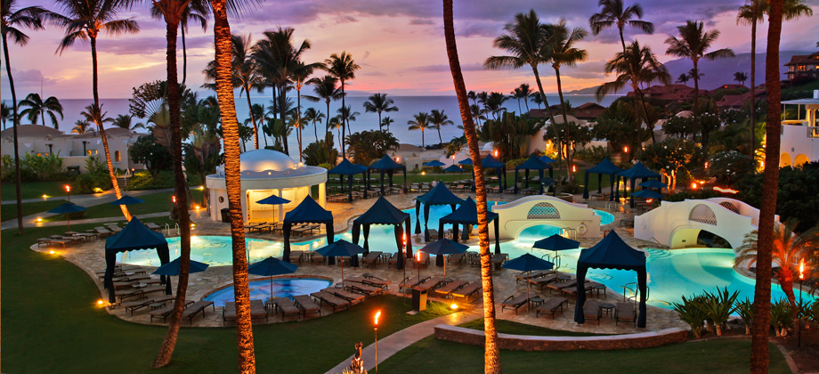 Hawaii Photo Fairmont Kea Lani In Maui