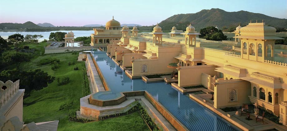 The Oberoi Udaivilas, Udaipur  Photo
