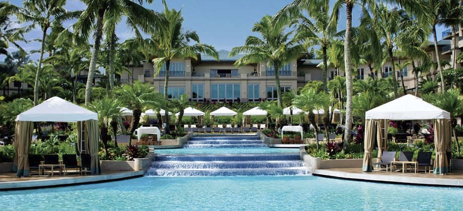the best kapalua maui luxury hotels by