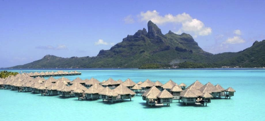 French Polynesia Tahiti View Hotel The St Regis Bora Resort Photo